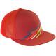 La Sportiva Trucker Stripe 2.0 Hat flame/brick